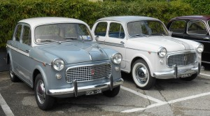 Fiat 1100 H Lusso 1959